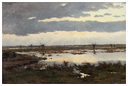 Landschap in de Kempen (1890)
